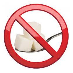 Όχι ζάχαρι
